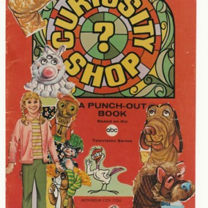Curiosity Shop 1